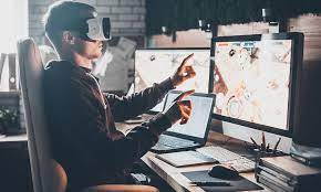 Virtual reality and businesses
